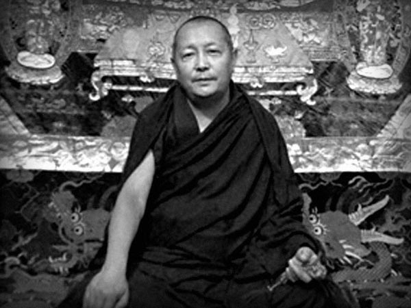 A TRIBUTE TO DOMO GESHE RINPOCHE
