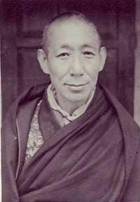 H.H. Trijang Rinpoche